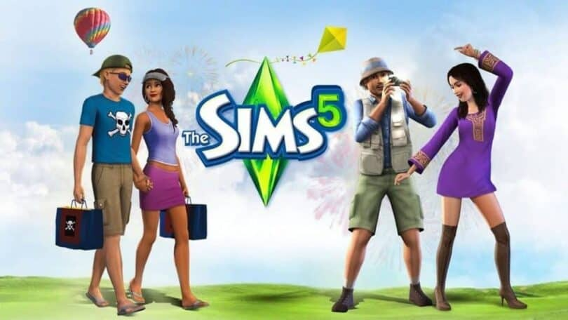 PS5 Sims 5 Bundle